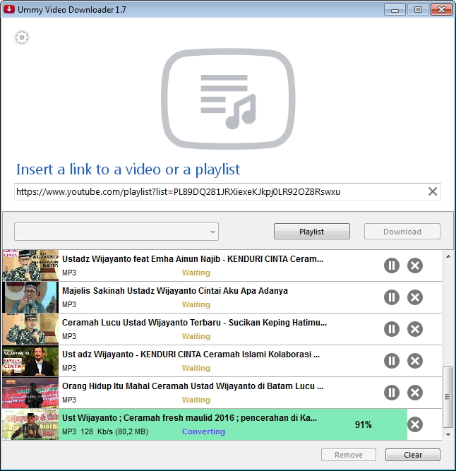 cara convert video di youtube menjadi mp3