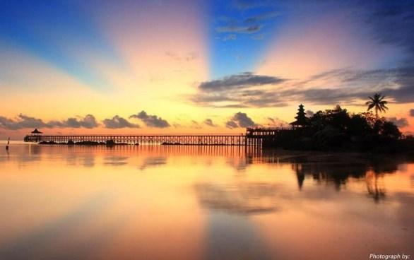 Resort nuansa Bali di Batam