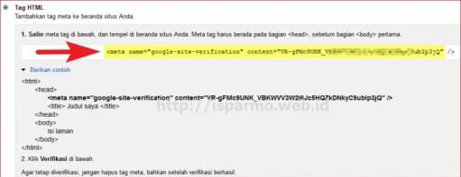 Cara Daftar Google Webmaster Tools Pakar SEO