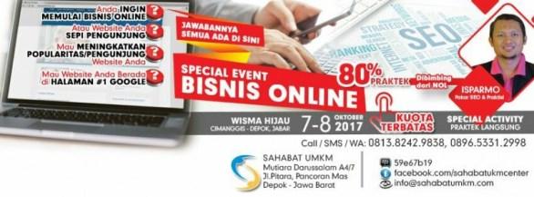 Pelatihan (digital) Internet Marketing di Depok Jakarta 2017
