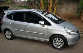 Jual Honda Jazz Automatic 2006 Silver i-DSI Plat B Tangerang