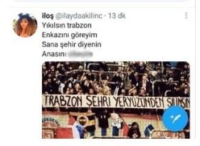 Trabzon hakkında skandal paylaşımda bulunan İlayda Kılınç, özür diledi