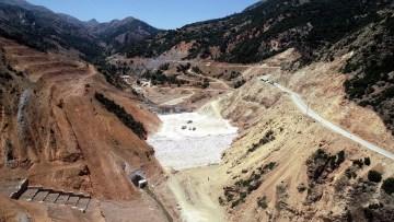 Isparta'da Darıderesi-2 Barajı ile 7.60 milyon metreküp içme suyu temin edilecek