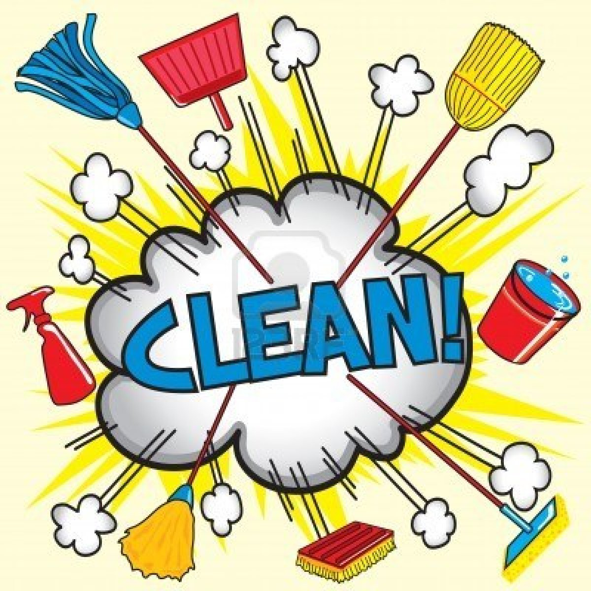 Image result for picture of cleaning