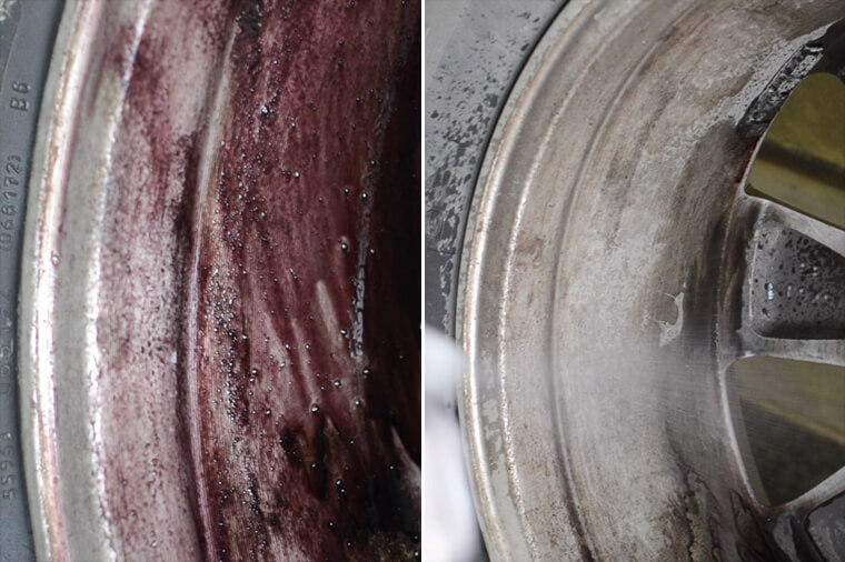 Iron Removal and Decontamination