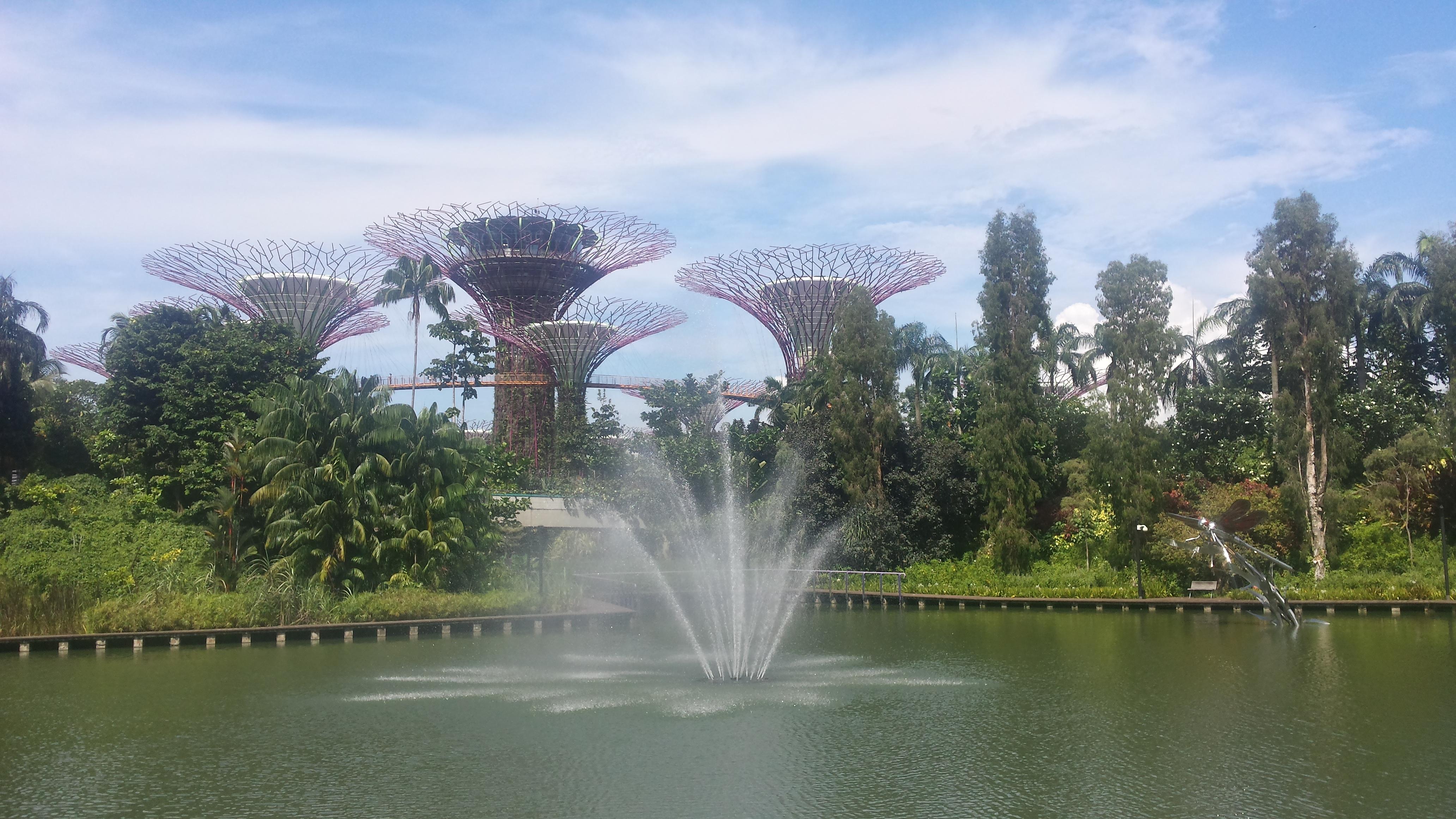 Im Großstadtdschungel Singapurs: Gardens by the Bay | by Antje Waldschmidt