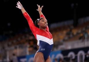 Simone Biles withdrew from two more finals at Tokyo Olympics