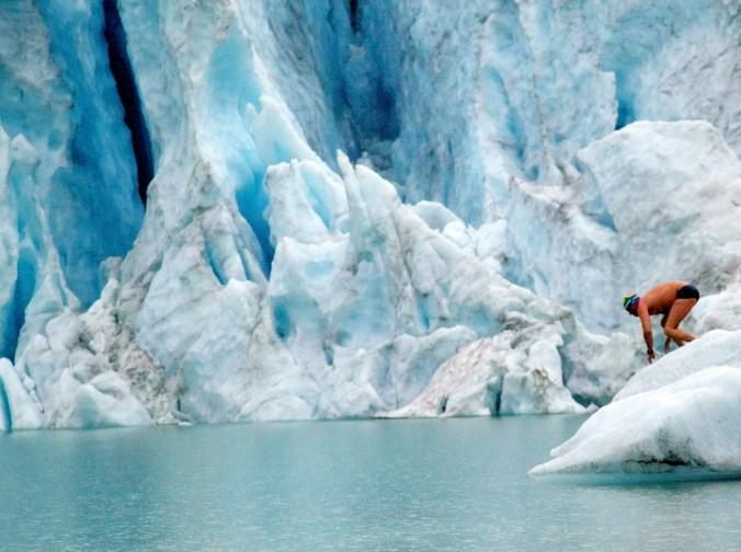 Glacier Dive