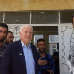 John McCain meets with ISIS