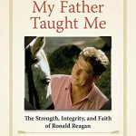 book - Lessons my Father Taught Me by Michael Reagan