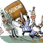 Democrats Obama and spending