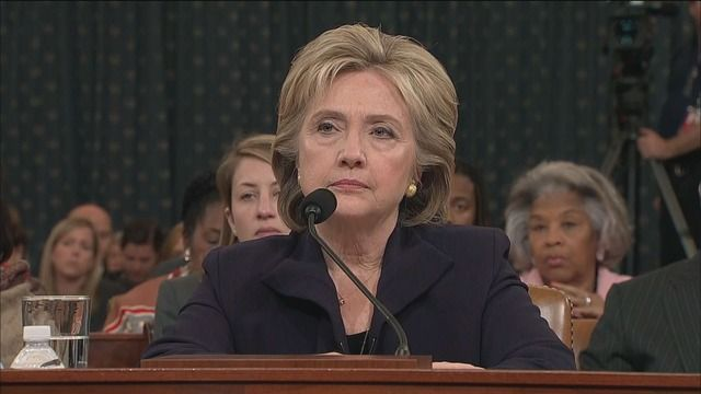 Hillary Clinton, Liar in Chief. But was she the only liar at the Benghazi hearings?