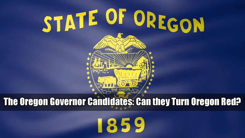 The Republican Oregon Governor Candidates: Can they Turn Oregon Red?