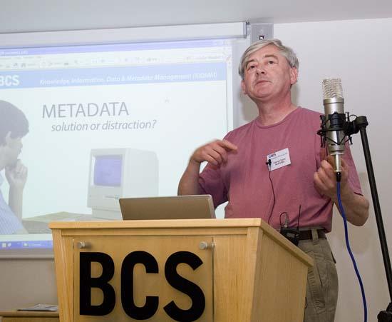 Conrad Taylor at SS 2007