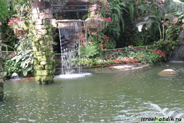 Парк Утопия Израиль фото
