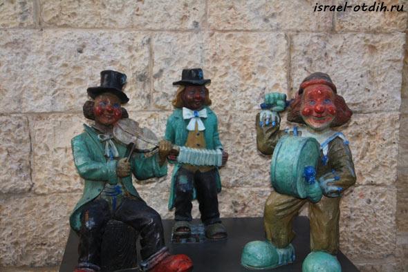 клоуны в Мамиле фото