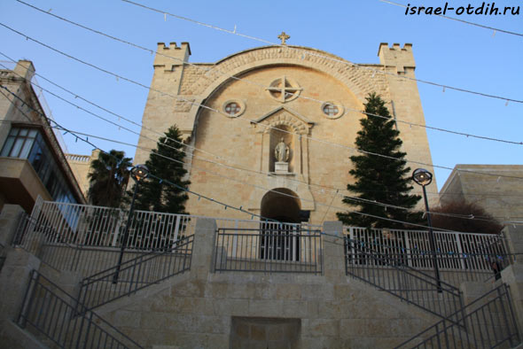 монастырь св. Винсента фото