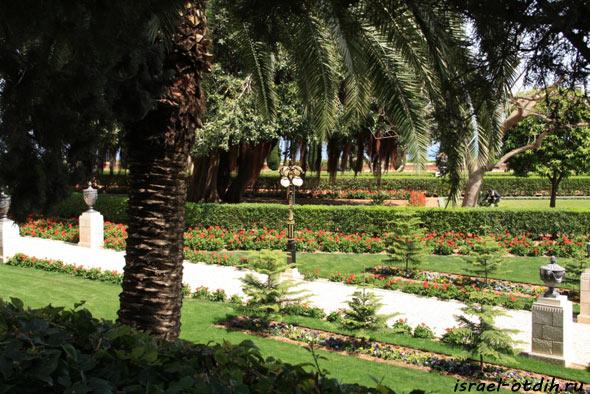 фото сады бахаи
