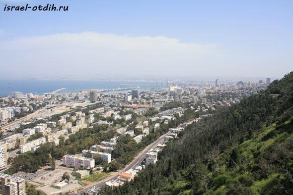 Хайфа Израиль фото