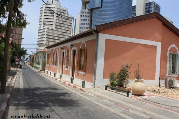 фото красивых мест Тель Авива
