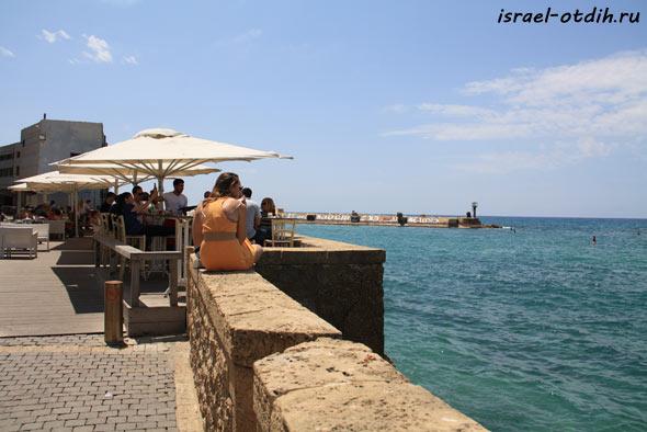 тель авив ресторан фото
