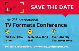 save the date: TV Formats Conference