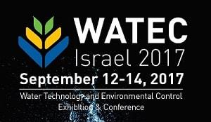מינהל סחר חוץ ותוכנית ניוטק מזמינים אתכם ל - WATEC Israel 2017