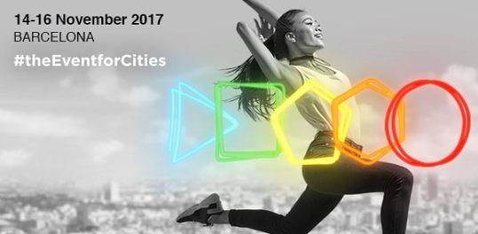 אירוע ערים חכמות בברצלונה 2017