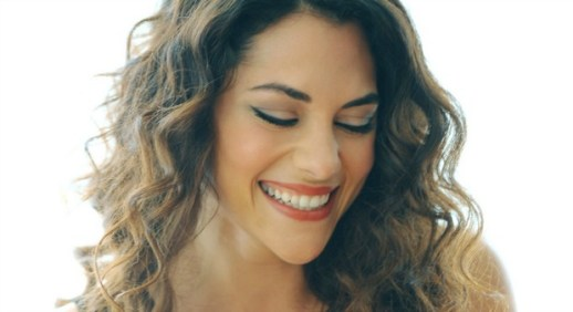 'I work hard and I try to be good,' says Inbar Lavi. Photo by Marc Cartwright