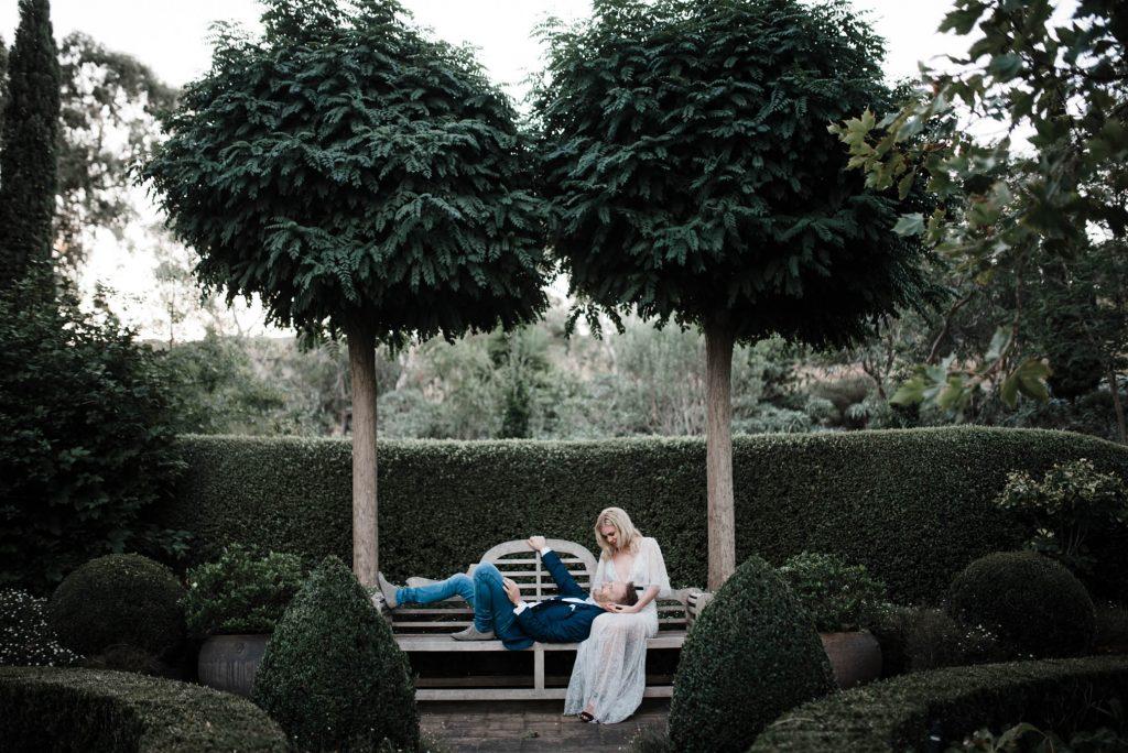 Jenna + Haydn | Mandalay House Engagement Session | Israel Baldago Photography image 17