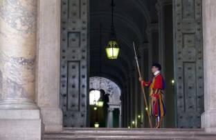 Vaticano: Guardia Suiza