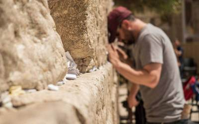 What Happens To Prayers At The Western Wall?