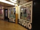 The Studio front