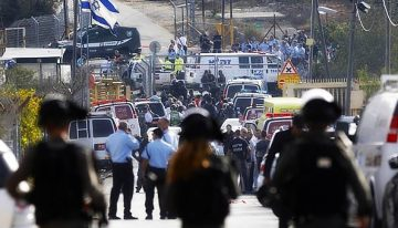 Three Israelis murdered in terror attack
