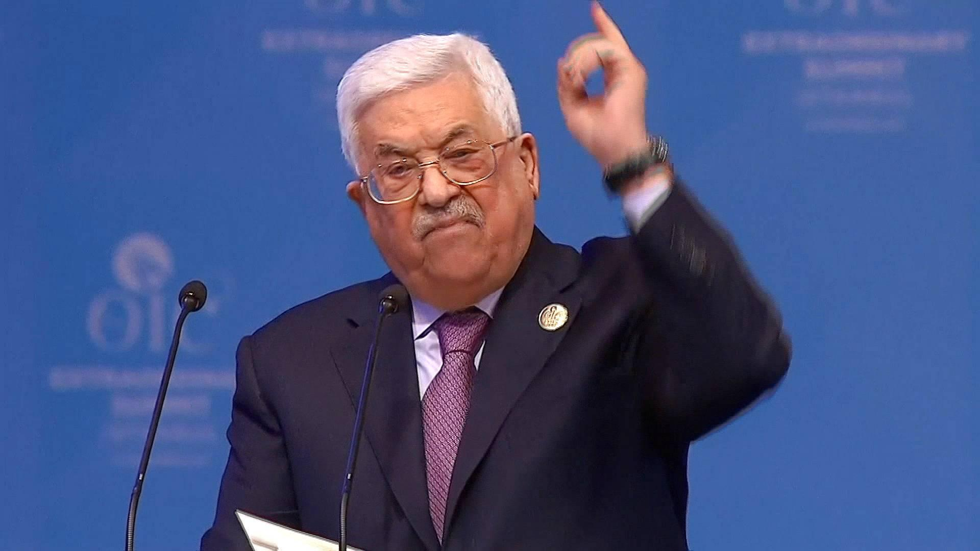 At OIC summit, Abbas crosses a line into apparent antisemitism and rejectionism