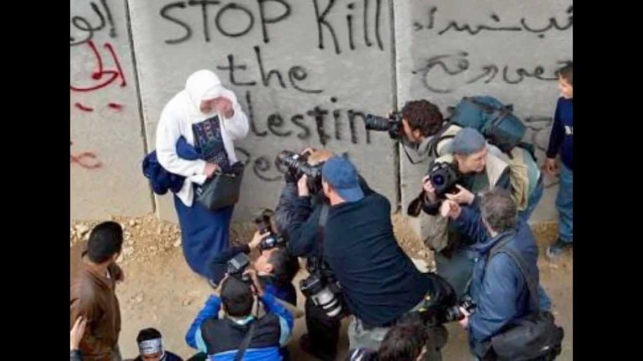 Has the media become part of the conflict?