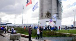 Kiwis celebrate Israel's 70th birthday