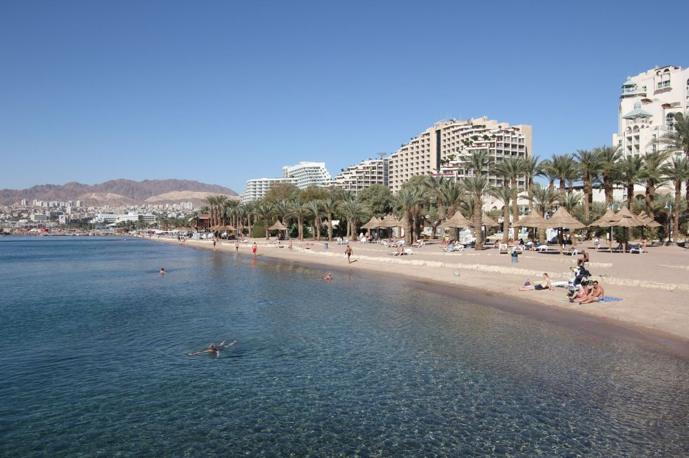 Vacation in Eilat