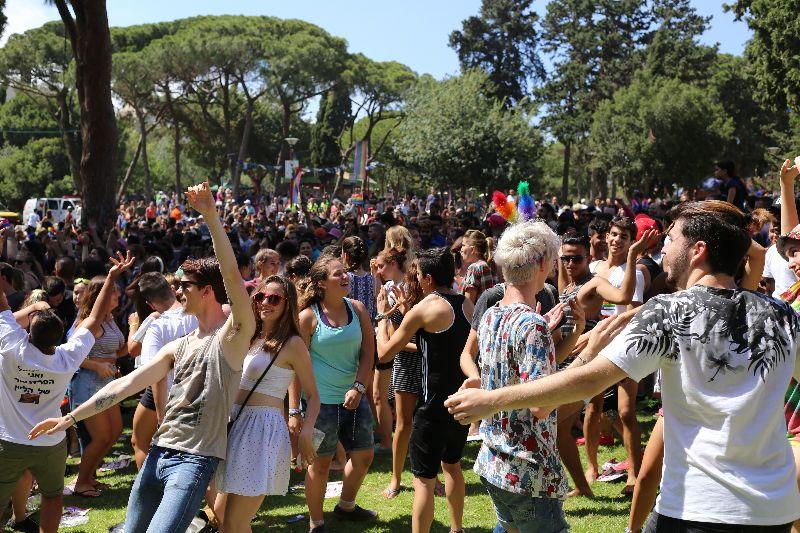Pride Parade Haifa 2016
