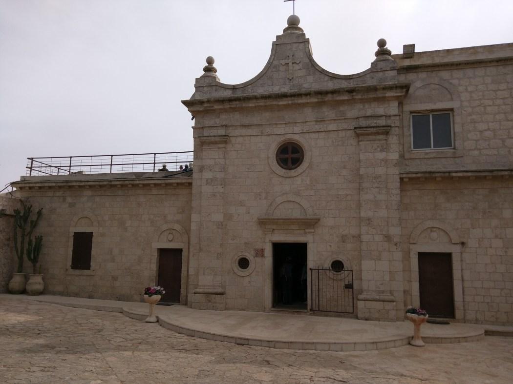 Muhraka Carmelite Monastery, Mount Carmel National Park next to Haifa