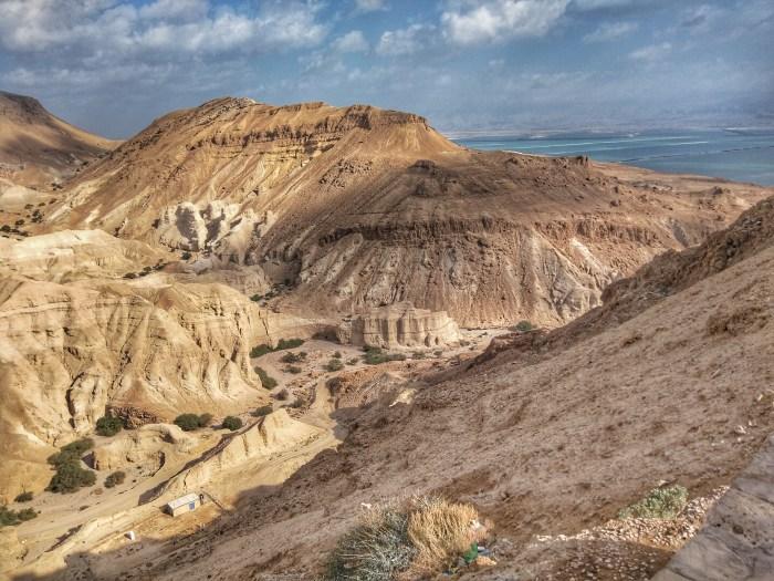 Negev Desert, Dead Sea