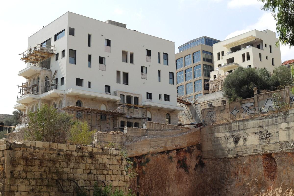 Gentrification of Haifa Downtown