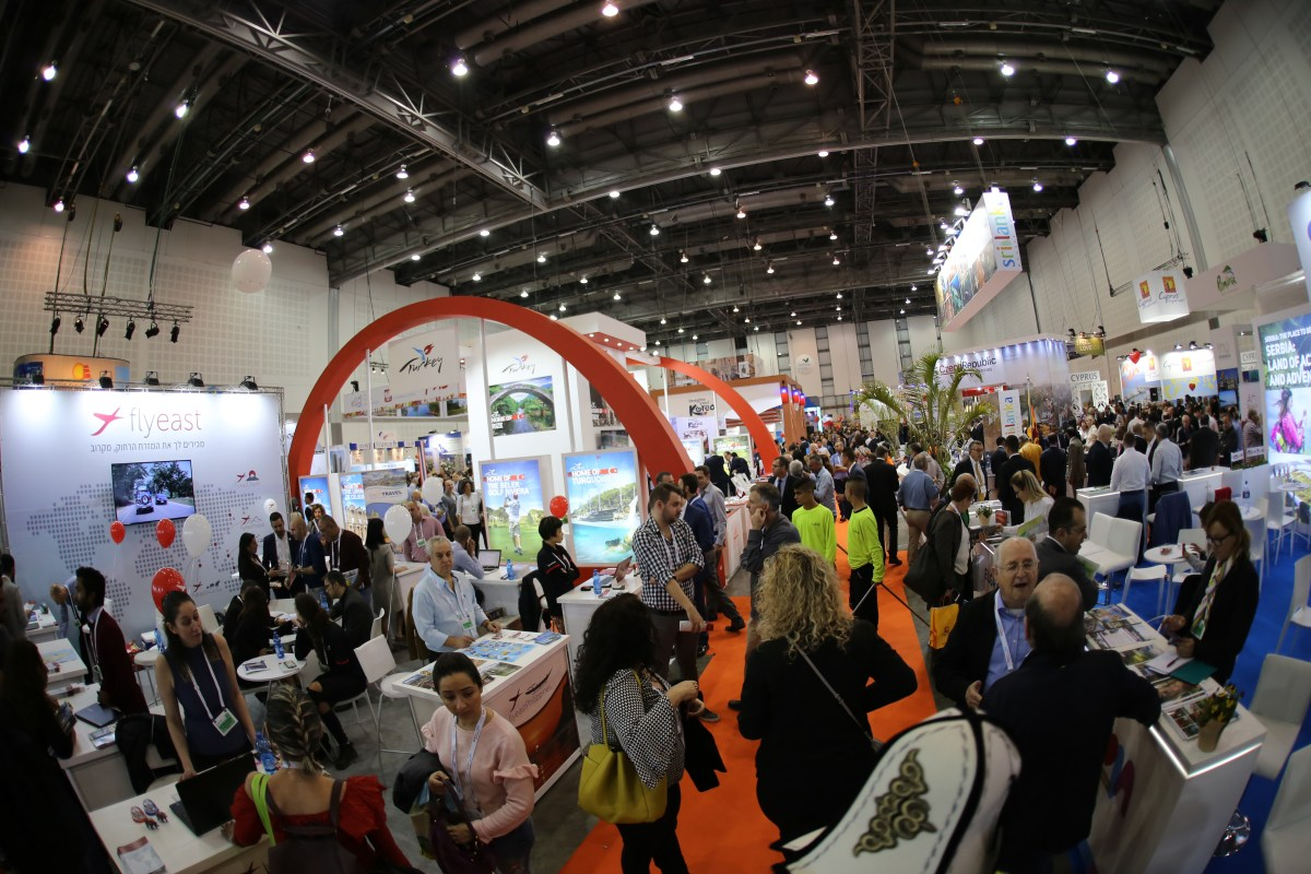 IMTM 2019, International Mediterranean Tourism Market,  the annual international tourism exhibition, 12-13 Feb 2019, Tel Aviv Convention Center