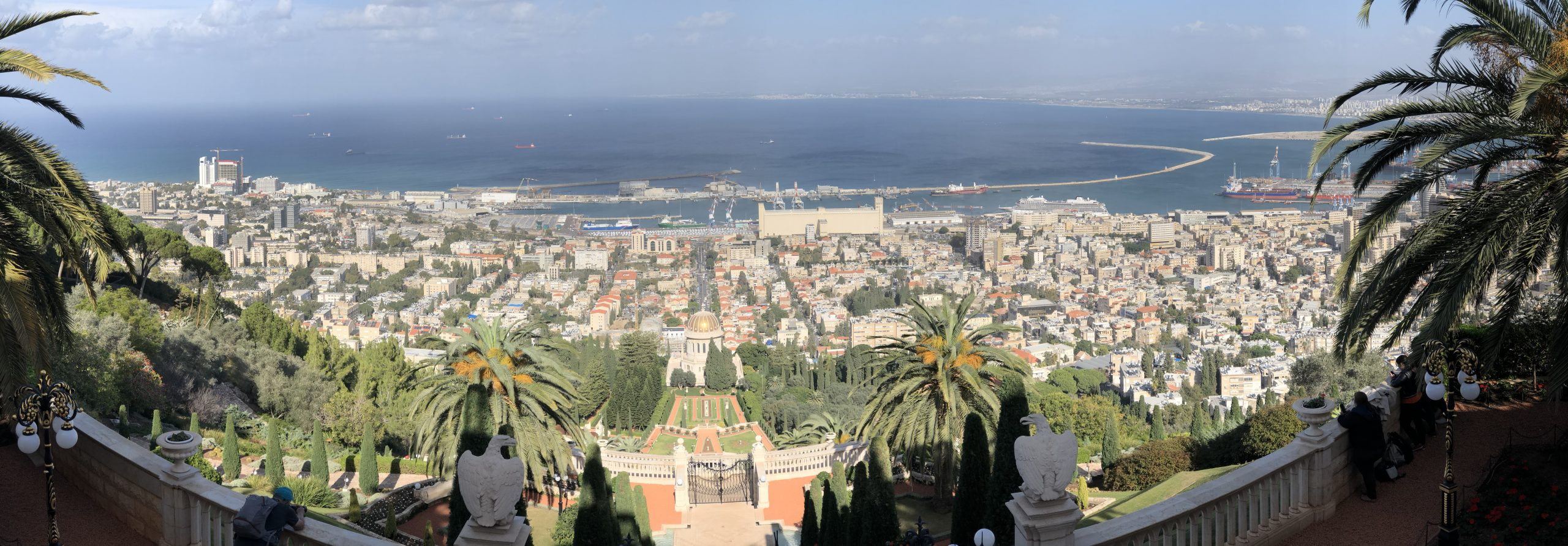 Haifa Bay Panorama