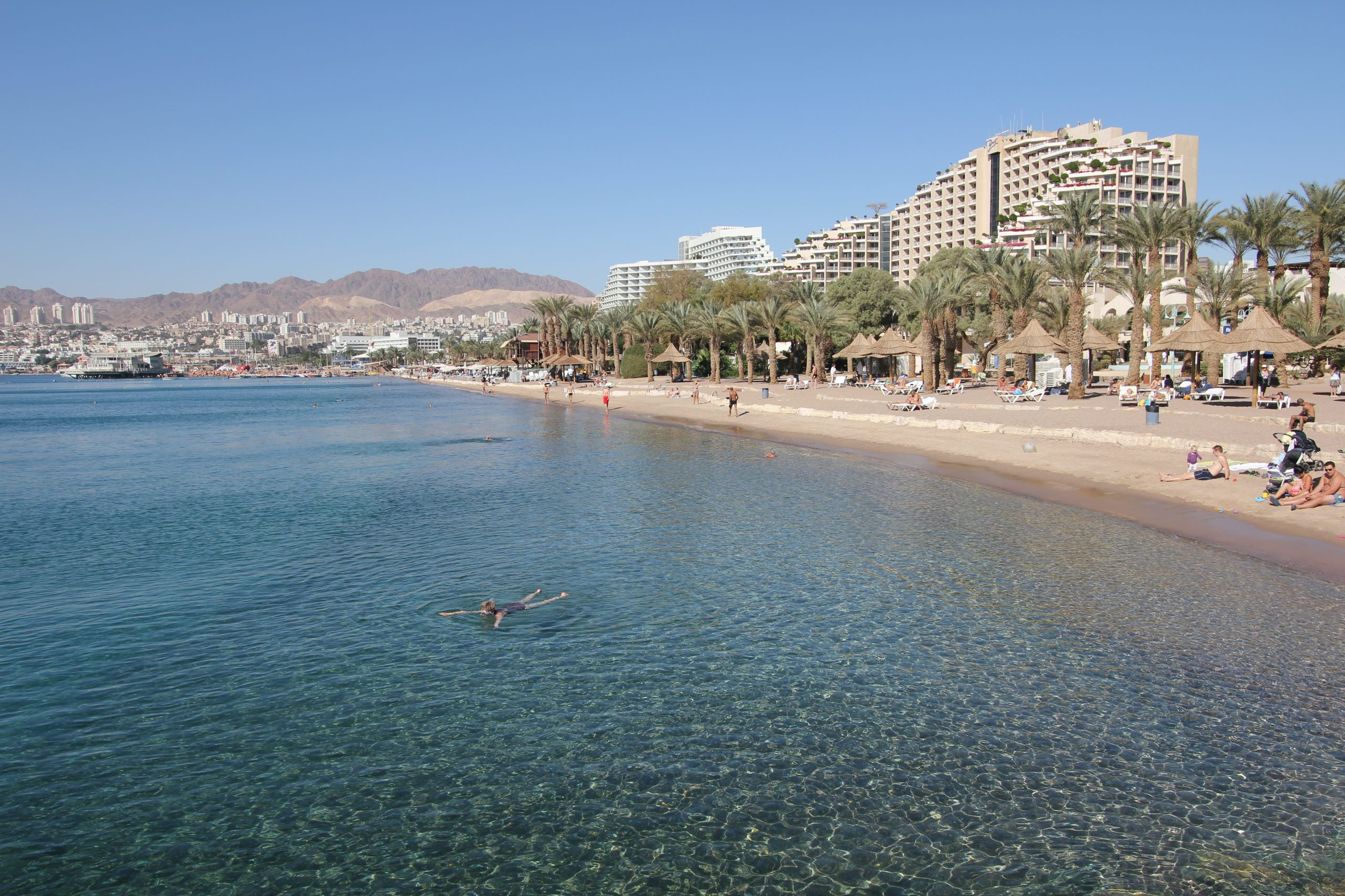 Eilat's tourism industry was struggling to survive long before COVID-19
