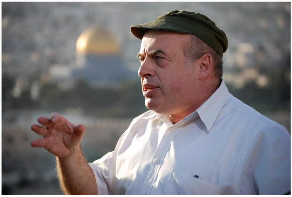2020 Genesis Prize Laureate Natan Sharansky. Photo Credit: Oren Fixler