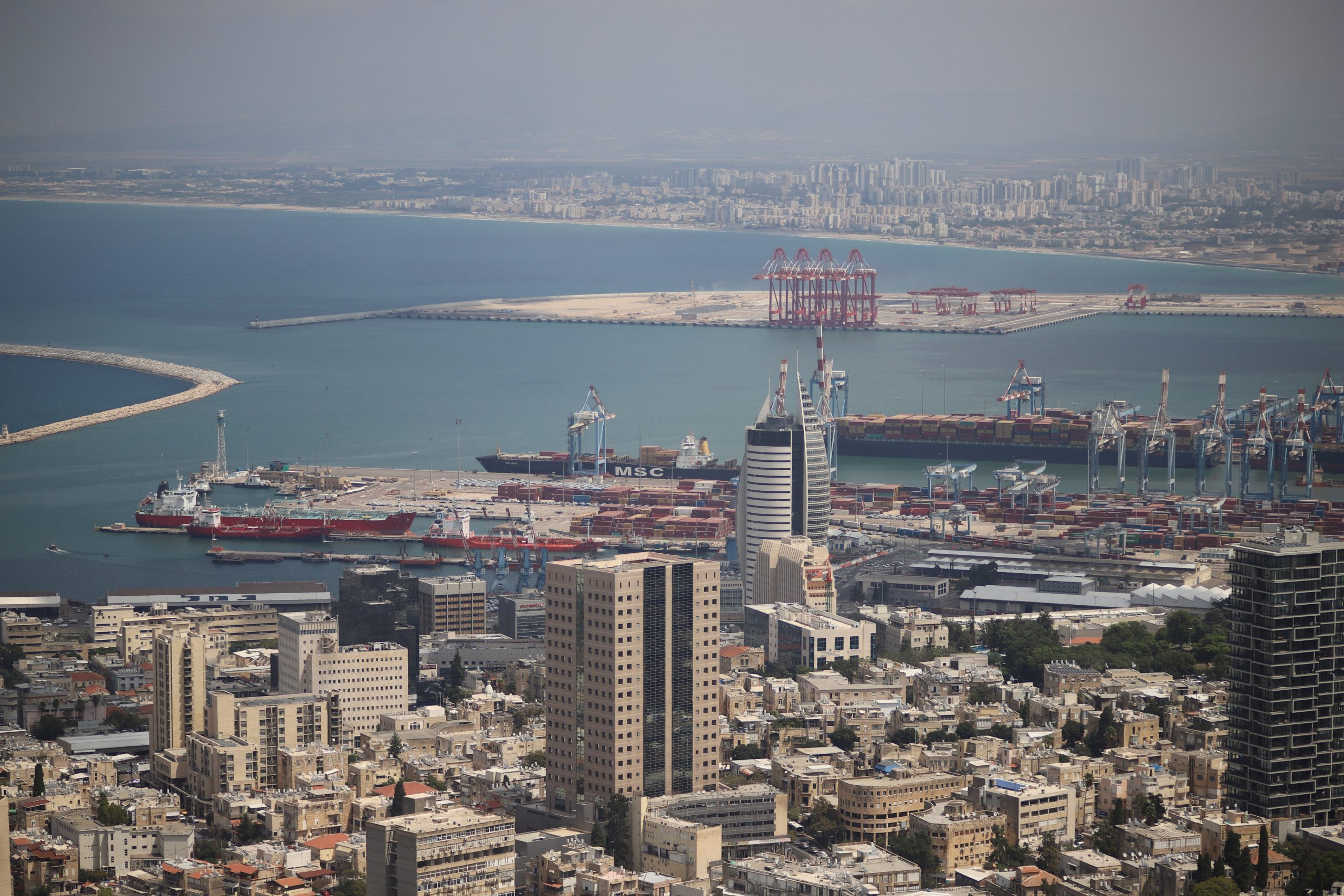 Haifa: A Tale of Two Ports