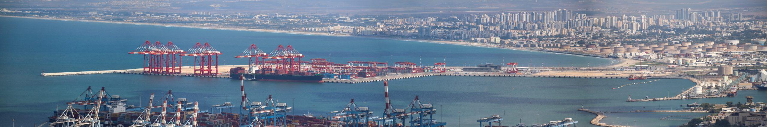 Haifa's New Bay Port