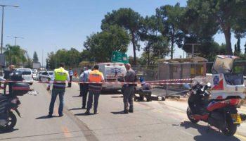 FDI registra casa de terrorista que atacó a una israelí en Kfar Saba