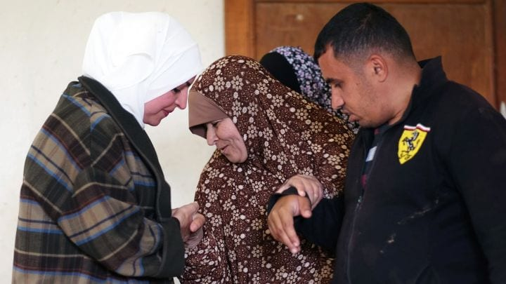 An Israeli Soldier Shot a Palestinian in Front of Her Kids. Where's Her Compensation?